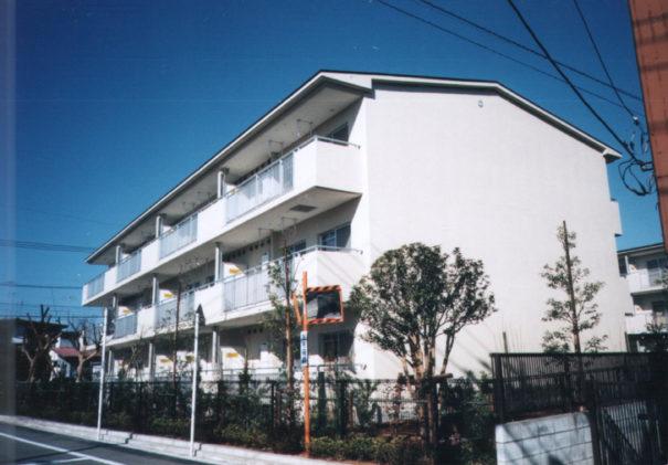立川市営住宅